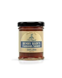 Henry Bain's Sauce    Trial Size  (1.5 oz bottle)